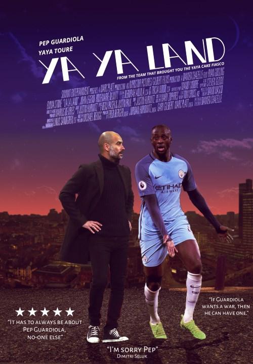 Premier League Oscars - La La Land