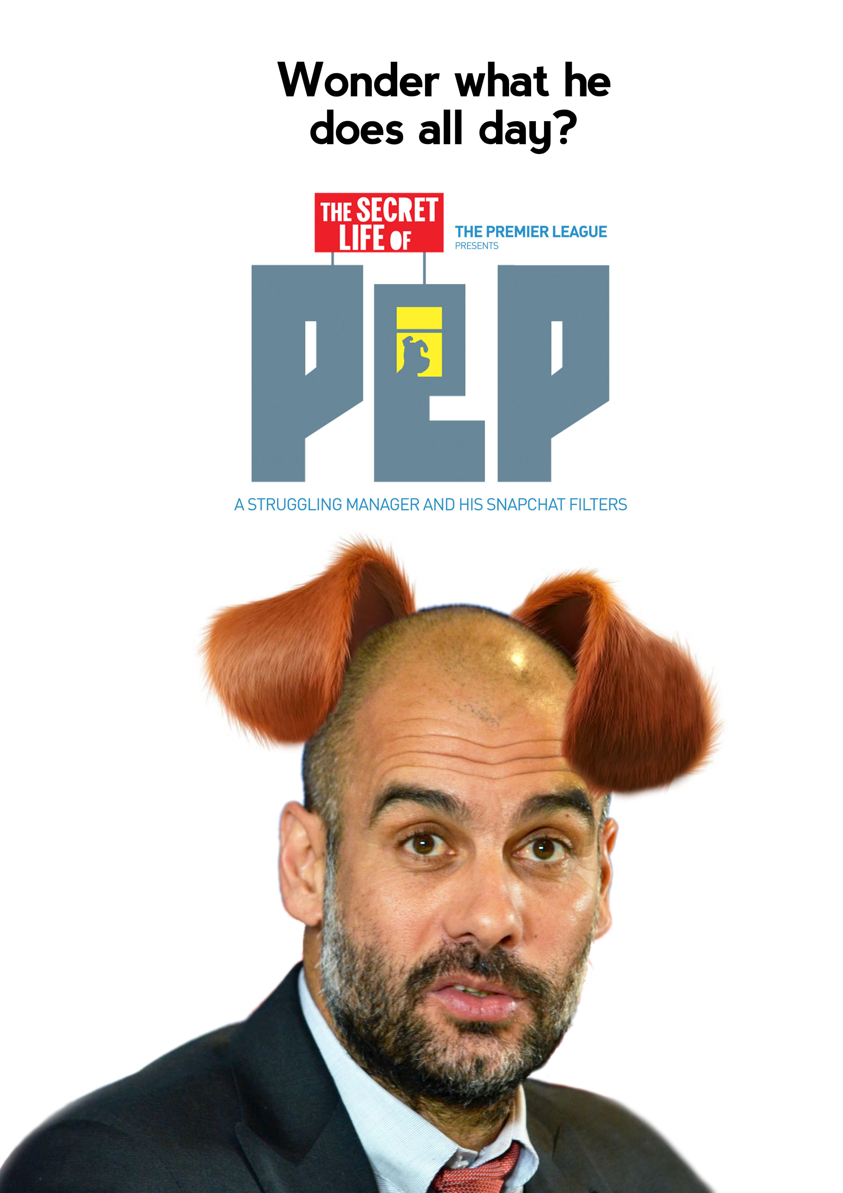 Enhanced Bets Premier League Oscar Nominations - Secret Life of Pep