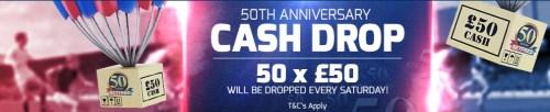 Betfred Cash Drop
