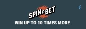 BetStars bonus code - spin and bet