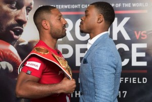 Kell Brook vs Errol Spence Jr Preview, Tips and Predictions