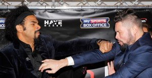 David Haye v Tony Bellew Tips