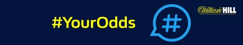 William Hill your odds #yourodds
